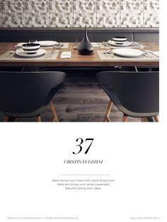 """""""Faire le bon choix quand il s'agit d'une salle à manger de luxe peut être une tâche difficile! Pour vous aider dans ce domaine, Luxxu vous propose cet ebook plein de conseils et d'idées pour vous inspirer à créer la salle à manger parfaite! """""""