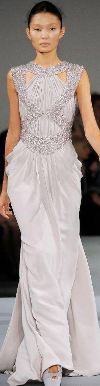Elie Saab S/S 2009 haute couture