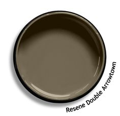 Resene Double Arrowtown is an earthy and dense neutral, like old leaf mould. From the Resene Whites & Neutrals colour collection. Try a Resene testpot or view a physical sample at your Resene ColorShop or Reseller before making your final colour choice. www.resene.co.nz