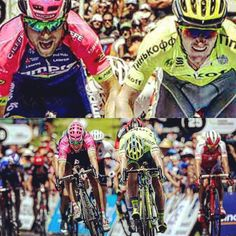 Team Lampre Merida @lampre_merida pic.twitter.com/kDiVcAdqfu First amazing battle of the year for @lampre_merida and @DiegoUlissi! congrats to this 2 guys for the great race!