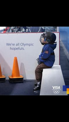 Little boy hockey