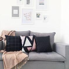 Exterior Design, Interior And Exterior, Home Organization, Decoration, Decorative Pillows, Sweet Home, Throw Pillows, Living Room, Bed