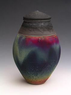 Ceramics by John Wheeldon at Studiopottery.co.uk - Copper Matt, Produced in 2006.