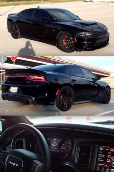 Dodge Charger HELLCAT https://facebook.com/musclecarsno1/photos/a.243182509496648.1073741828.243101509504748/251705445311021/?type=3&theater #dodgeCharger #ChargerHELLCAT