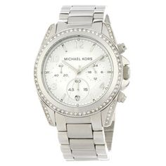 Shop for Michael Kors Women's MK5165 Blair Glitz Runway Watch. Get free delivery at Overstock.com - Your Online Watches Shop! Get 5% in rewards with Club O!