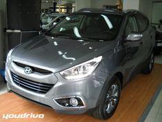 Nuova Hyundai ix35 Led http://www.youdrivecars.it