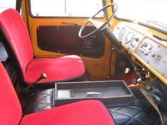 barkas-b1000-detail-07 East German Car, Van Life, Transportation, Trucks, Bike, Interior, Commercial, Construction, Camping