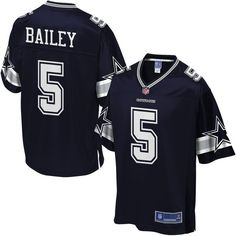 Antonio Brown jersey NFL Pro Line Men's Dallas Cowboys Dan Bailey Team Color Jersey Broncos Von Miller 58 jersey Jason Witten jersey Dallas Cowboys Players, Dallas Cowboys Jersey, Cowboys Men, Dan Bailey, Kam Chancellor, Peyton Manning, Seahawks, Travis Frederick, Official Nfl Football