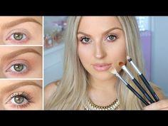 Three Step Eyeshadow For Beginners! ♡ Simple, Everyday | Shannon H. Video | Beautylish