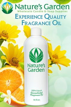 World's Best Fragrance Oils at Natures Garden