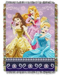 Ready for The Road Woven Tapestry Throw Blanket 48 x 60 Multi Color Disneys Kingdom Hearts