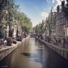 """6,239 Likes, 99 Comments - @faithmari on Instagram: """"{ Amsterdam } #currently in #amsterdam #netherlands #holland #airbnbfun #o2travel #summer2013…"""""""