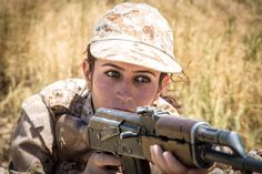 Meet ISIS's Worst Nightmare: An All-Women Battalion Of Kurdish Fighters --you go ladies
