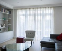 Curtains For Bi Fold Doors Mission Improvement Pinterest Door Window Treatments And
