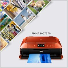 #DidYouKnow that on your #PIXMA MG 7570 equipped with Near Field Communications (NFC) technology, you can print and scan easily by tapping your smart device on the printer.: http://www.imagestore.co.in/canon-pixma-mg7570-inkjet-printer.html