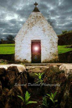 St. Canice holy well Kilkenny, Ireland