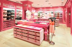 victoria secret themed bedroom   Bride De Force: Victoria's Secret - New store in London!