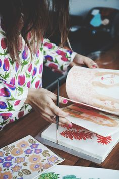 Express yourself and share your art. #handmade #art #fashion