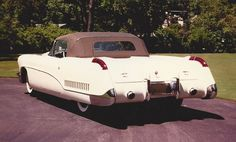 1953 Buick Wildcat concept. ....Like going fast? Call or click: 1-877-INFRACTION.com (877-463-7228) for local lawyers aggressively defending Traffic Tickets, DUIs and Suspended Licenses throughout Florida
