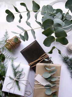 Diy, gift wrap