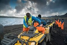 Enjoy ATV tours, Day trips and Mountain Biking in Iceland with expert guides who are highly experienced and have been driving all terrain vehicles for years.