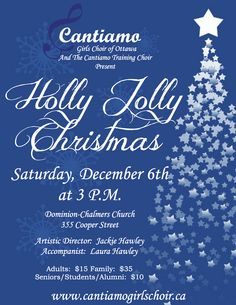 Things To Do with the Kids in Ottawa and at Home: Holly Jolly Christmas