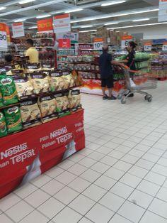 Aeon Big - Johor Bahru - Malaysia - Hypermarket - Layout - Fixtures - www.clearretailgroup.eu