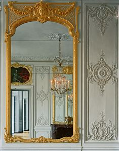 Apartment of Madame Victoire, daughter of Louis XV, Versailles, by Robert Polidori