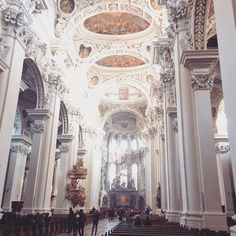 Dom St. Stephan #passau November 01 2016 at 03:42PM