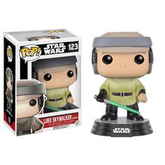 This is the Star Wars Endor Luke Skywalker Bobble Head POP Vinyl Figure that's produced by our favorite folks over at Funko. Luke looks…