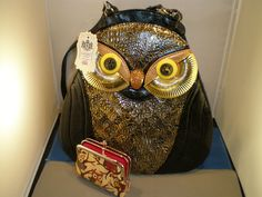 BRAND NEW LYDC ANNA SMITH RETRO OWL BAG AND BACKPACK WITH FREE OWL PURSE | eBay £19.99