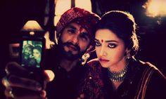 Ram-Leela - Ranveer Singh and Deepika Padukone Deepika Ranveer, Ranveer Singh, Deepika Padukone, Bollywood Couples, Bollywood Stars, Leela Movie, Movie Pic, Deep Set Eyes, All Movies