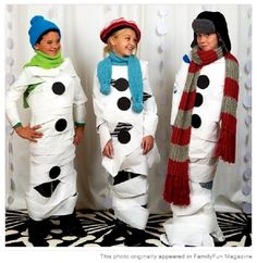 """Do you wanna build a Snowman?"" game Frozen Birthday Party Game Ideas"