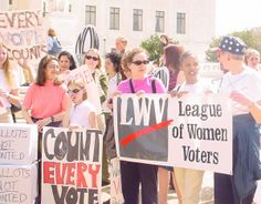 League of Women Voters - How Voter ID Bills Disproportionately Impact Women – And What We're Doing About It