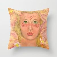 Tatiana Throw Pillow