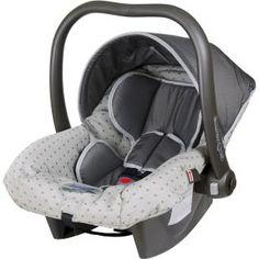 Bebê Conforto Burigotto Touring Parma, oferece duas função: dispositivo de retenção em automóvel e bebê conforto.    Praticidade para você, segurança e conforto para seu bebê.