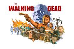 """""""The Walking Dead"""" by Paul Mann"""