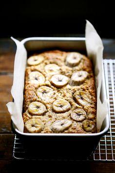 Vegan Gluten Free Banana Bread Recipe with Millet & Coconut