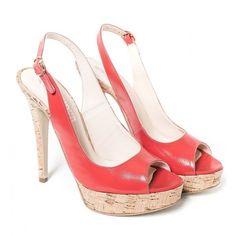 Sandale corai Cream