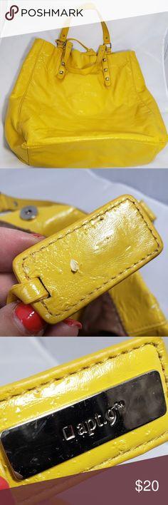 afb40e47e4ff Apt. 9 Large Yellow Tote Bag Apt. 9 Large Yellow Tote Bag Please look
