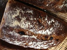 The Black Rooster Bakery Oatmeal Cranberry Pecan Bread