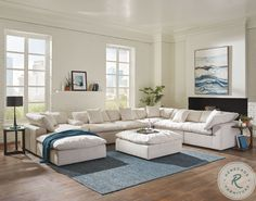 Modular Sectional Sofa, Living Room Sectional, Home Living Room, Living Room Designs, Living Room Furniture, Living Room Decor, Sectional Couches, Apartment Furniture, Sofa Bed