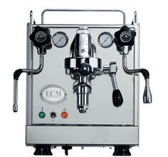 ECM Mechanika III - The Coffee Maker!