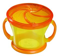 A Snack Catcher: BPA Free, Easy Access - No Spills! of Snacks. Soft Flaps for Easy Access. Special place on bottom to write child's name. Kids Store, Baby Store, Catcher, Baby Daddy Shirt, Baby Alive Food, Simple Baby Shower, Baby Presents, Young Baby, Baby Games