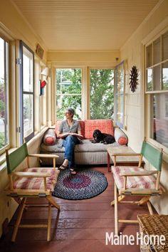 4 Season Sunroom Furniture Ideas