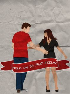 Hold on to that feeling <3