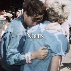 guys I've decided that if I had to ship a bromance, it would be Nouis.