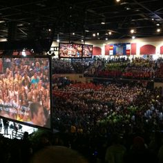 Greatest experience at Steubenville San Diego. All followers of Jesus... So powerful