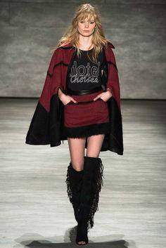 f50323c0fd6c Rebecca Minkoff Fall 2015 Ready-to-Wear Fashion Show