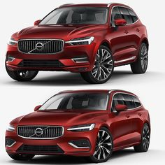 "1,583 Likes, 34 Comments - Volvo Cars (@volvo_worldwide) on Instagram: ""Volvo Xc60 or New V60 Red fusion Metallic Inscription 🔴🤔 🇸🇪 #Volvo #For #Life #Designed #Around…"""